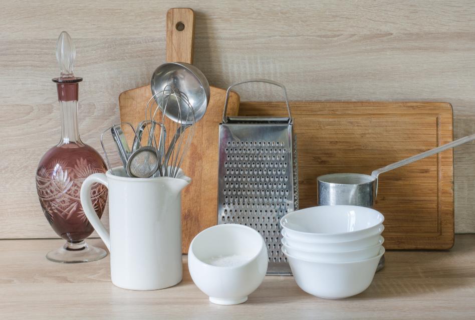 Renovar tu cocina, orden
