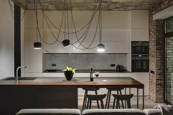 Tiradores desaparecen en cocinas modernas
